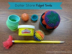 Fidget Tools Pic