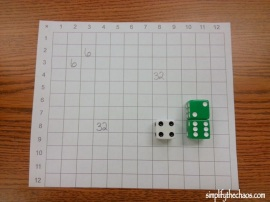 Multiplication with dice (3)-001