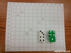 Multiplication with dice (4)-001