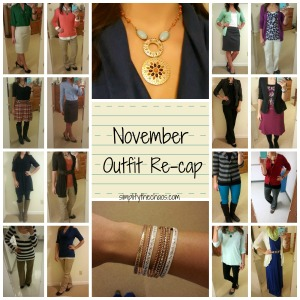 A month of teaching outfits:: simplifythechaos.com