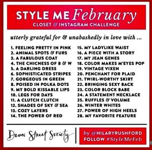 Style Me Feb