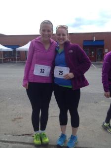 First 5k Race!