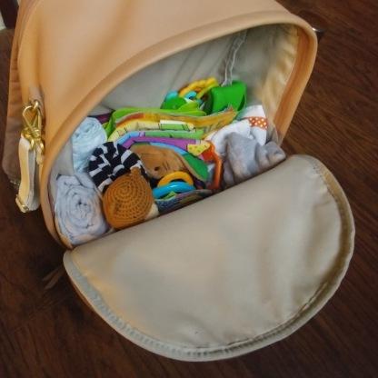 Infant Main Pocket 1