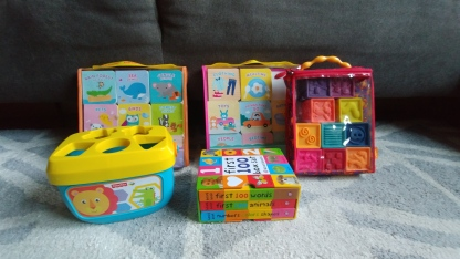 packaged toys