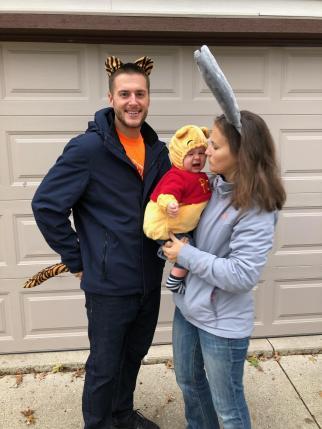 Real life Halloween