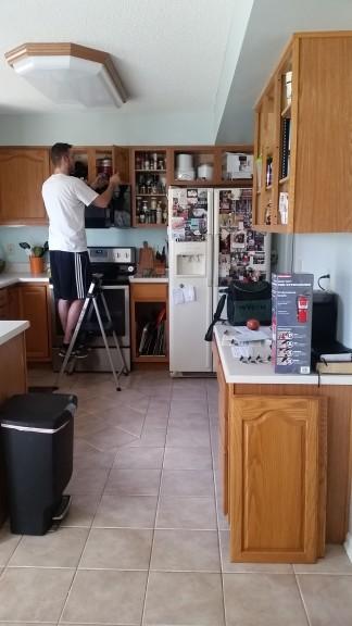 Kitchen Progress2