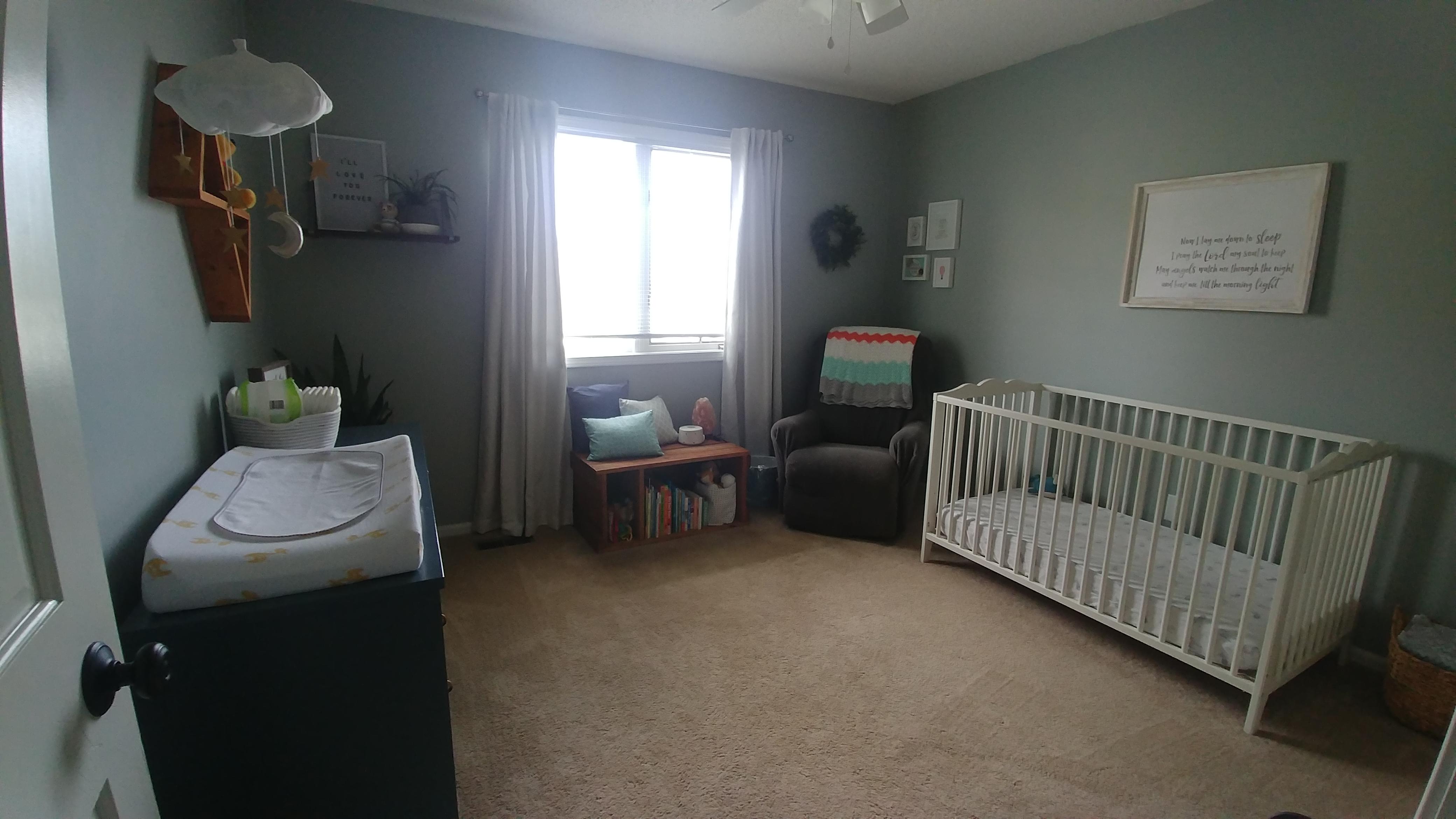 Nursery After
