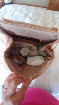 Hospital Diaper Bag